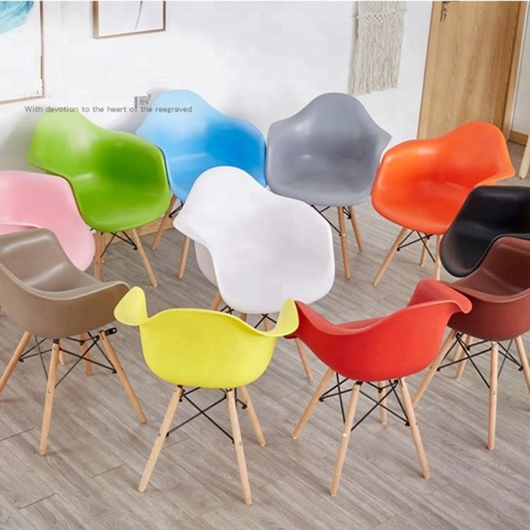 Classic Wooden Sofa Set, Custom Kids Plastic Chairs Coloured Armchair Style Dining Chairs