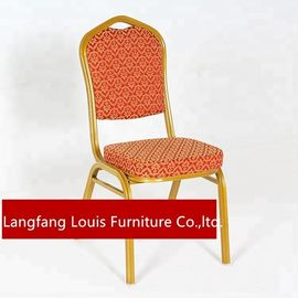 China Stylish Velvet Dining Chairs Gold Legs For Banquet / Dinner Party factory