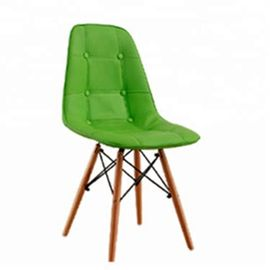 China Minimalism Patchwork Occasional Chair , Solid Color Patchwork Chair factory