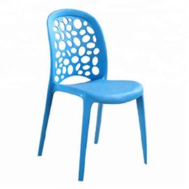 China Fracture Resistant Kids Plastic Chairs , Ergonomic Plastic Computer Chair factory