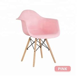 China High Density PP Plastic Childrens Chair , Armchair Style Baby Plastic Chair factory