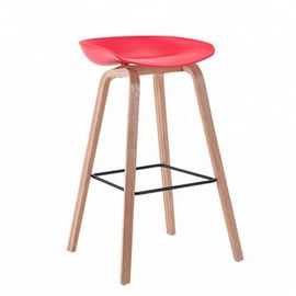 China Practical Plastic Computer Chair For Coffee Bar / Restaurant / Canteen factory