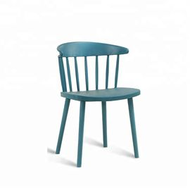 China Colorful Plastic Office Chair For Reception Room / Conference Room factory
